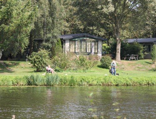 Actie: nog één Bungalow direct aan de rivier beschikbaar!